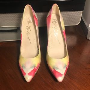 Alice + Olivia by Stacey Bendet pumps